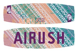 2018 Airush Diamond TEAM Kiteboard - Womens