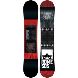 2019 Rome - BlackJack Snowboard