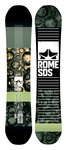 2019 Rome - Reverb Rocker Snowboard