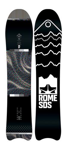 2019 Rome POW Division MT-140 Snowboard