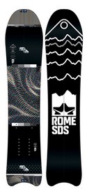 2019 Rome POW Division MT-145 Splitboard