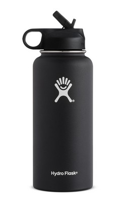 Hydro Flask 32oz Wide Mouth w/ Straw Cap