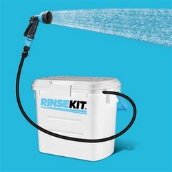 Original RinseKit w/Sink Adapter (White)