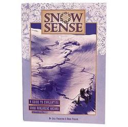 Snow Sense Avalanche Book