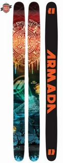 2013 Armada Bubba Skis