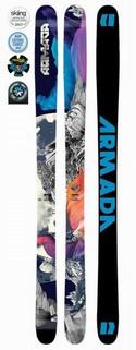 2013 Armada TST Skis