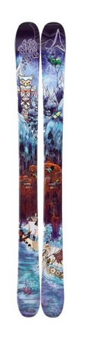 2013 Atomic Bent Chetler Mini Skis