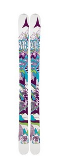 2013 Atomic Century Jr. II Skis