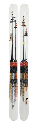 2013 LINE Sir Francis Bacon Shorty Skis