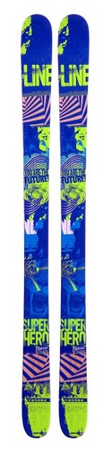 2013 LINE Super Hero Skis