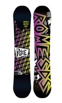 2013 Rome Artifact Rocker Snowboard