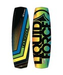2013 Liquid Force Influence Kiteboard - Profile Straps