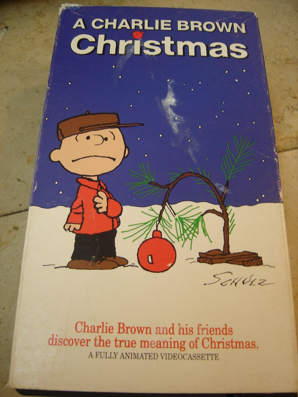a charlie brown christmas vhs_165811ajpg - How Long Is Charlie Brown Christmas