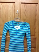 Abercrombie-Size-12r-14r-Large-Fall-Winter-Clothing-Green-Blue-Striped_186032A.jpg