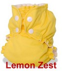 Lemon Zest AppleCheeks Size 2