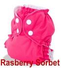 Raspberry Sorbet AppleCheeks Size 2