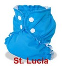 St. Lucia AppleCheeks Size 2