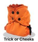 Trick or Cheeks AppleCheeks Size 2