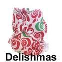 Delishmas AppleCheeks Size 2