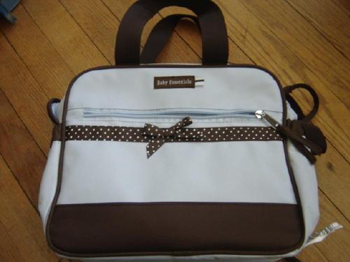 Baby Essentials Diaper Bag Blue 138699a Jpg
