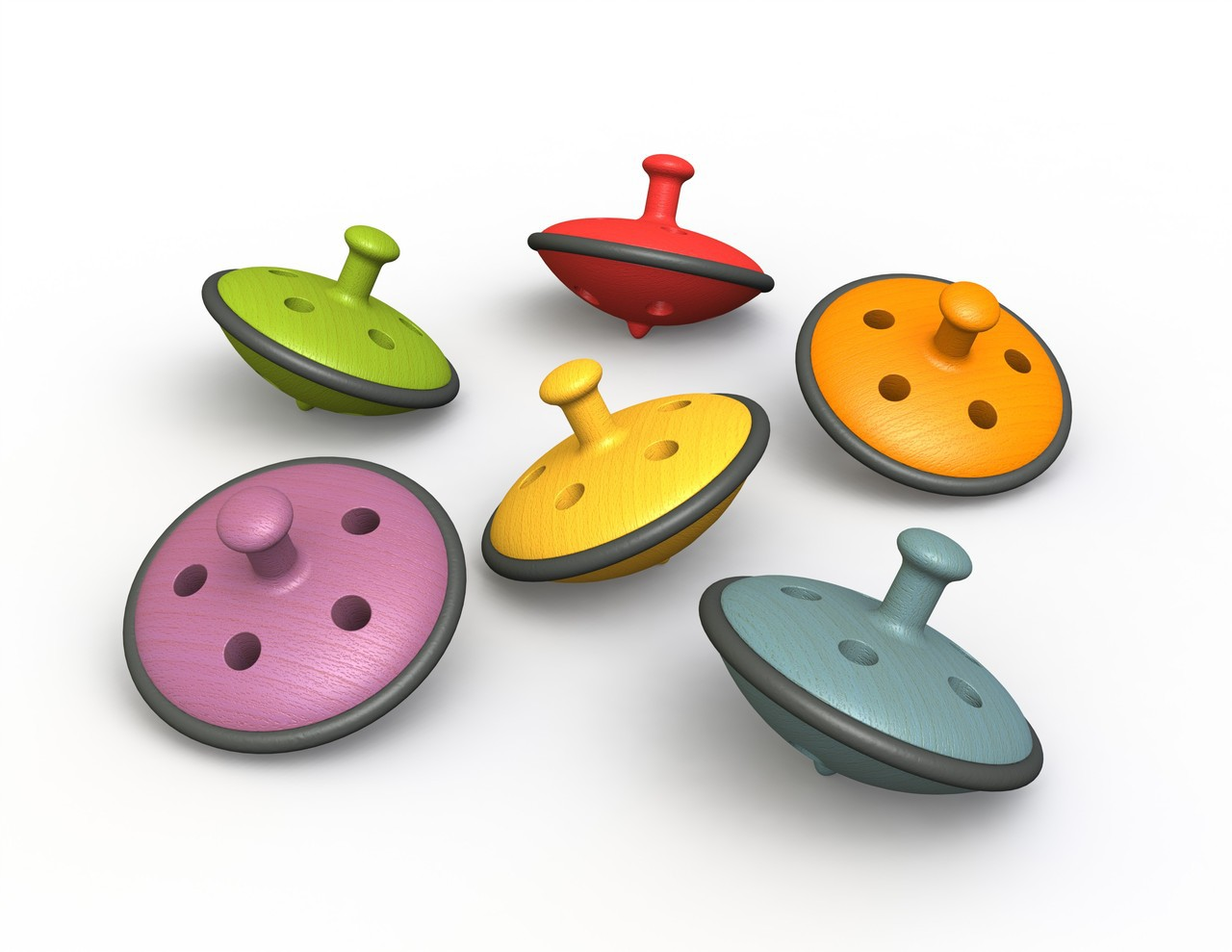 Spinning Tops: Toys for Autism and Special Needs | Sensory Toys