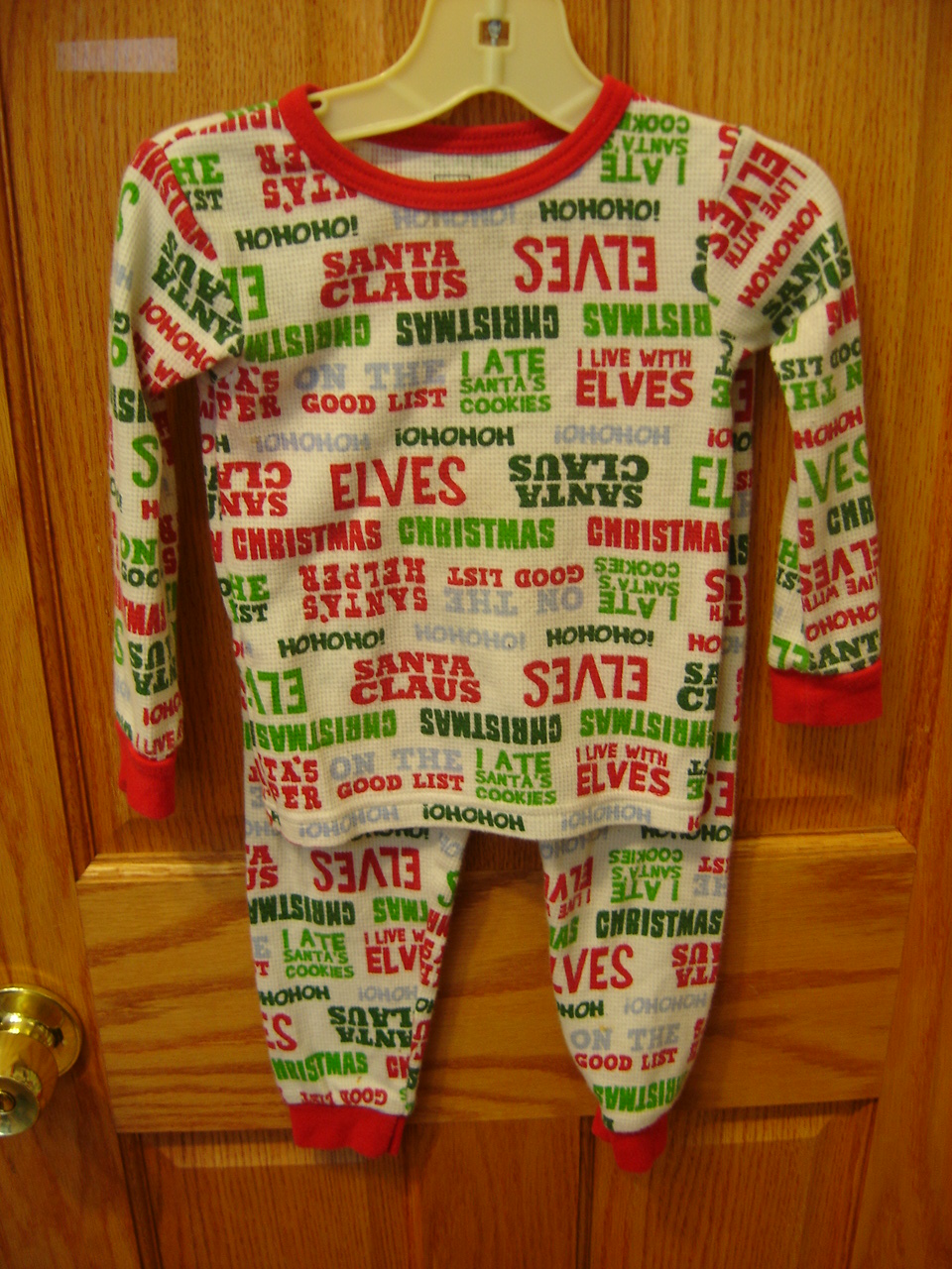 Carters-Size-2T-Christmas-Two-Piece-Pajamas_169818A.jpg ...
