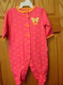 Carters-Size-3m-Pink-One-Piece-Outfit_156339B.jpg