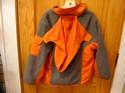 Carters-Size-6x-Orange-Gray-Fleece-Jacket-Boys-Reversible_178034B.jpg
