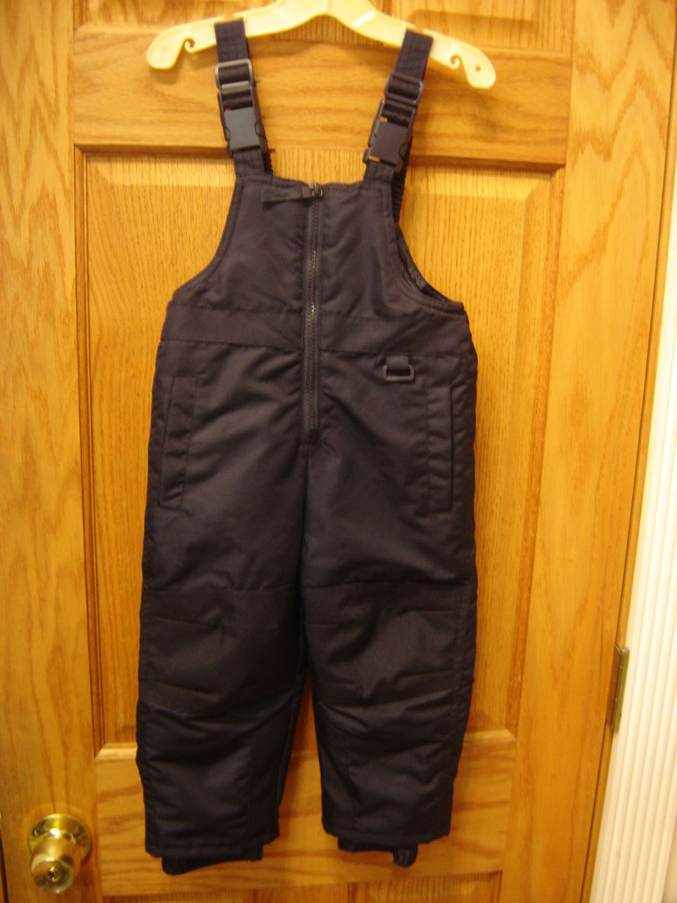 Circo Boys Size 18 M Navy Blue Suspender Style Snow Pants | Enkore ...