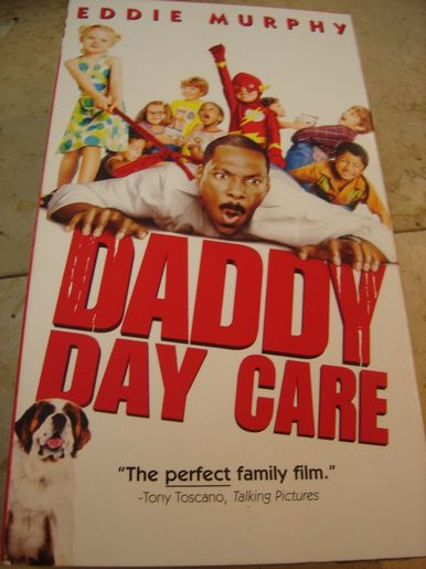 Daddy Day Care Vhs