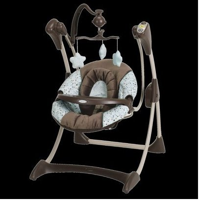 Graco Silhouette Swing Rear Leg Stabilizing Foot Replacement