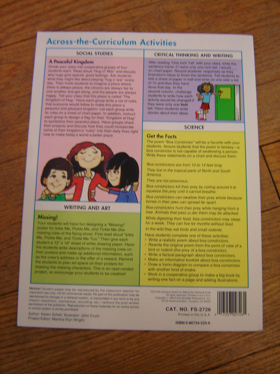 annotations childrens literature Picture books are almost always 32 pages the reasons for this are physical: when you fold paper, eight pages folds smoothly into what's called a signature,.