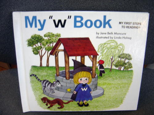 MY FIRST STEPS TO READING ALPHABET BOOK SET JANE MONCURE COMPLETE 25 BOOKS