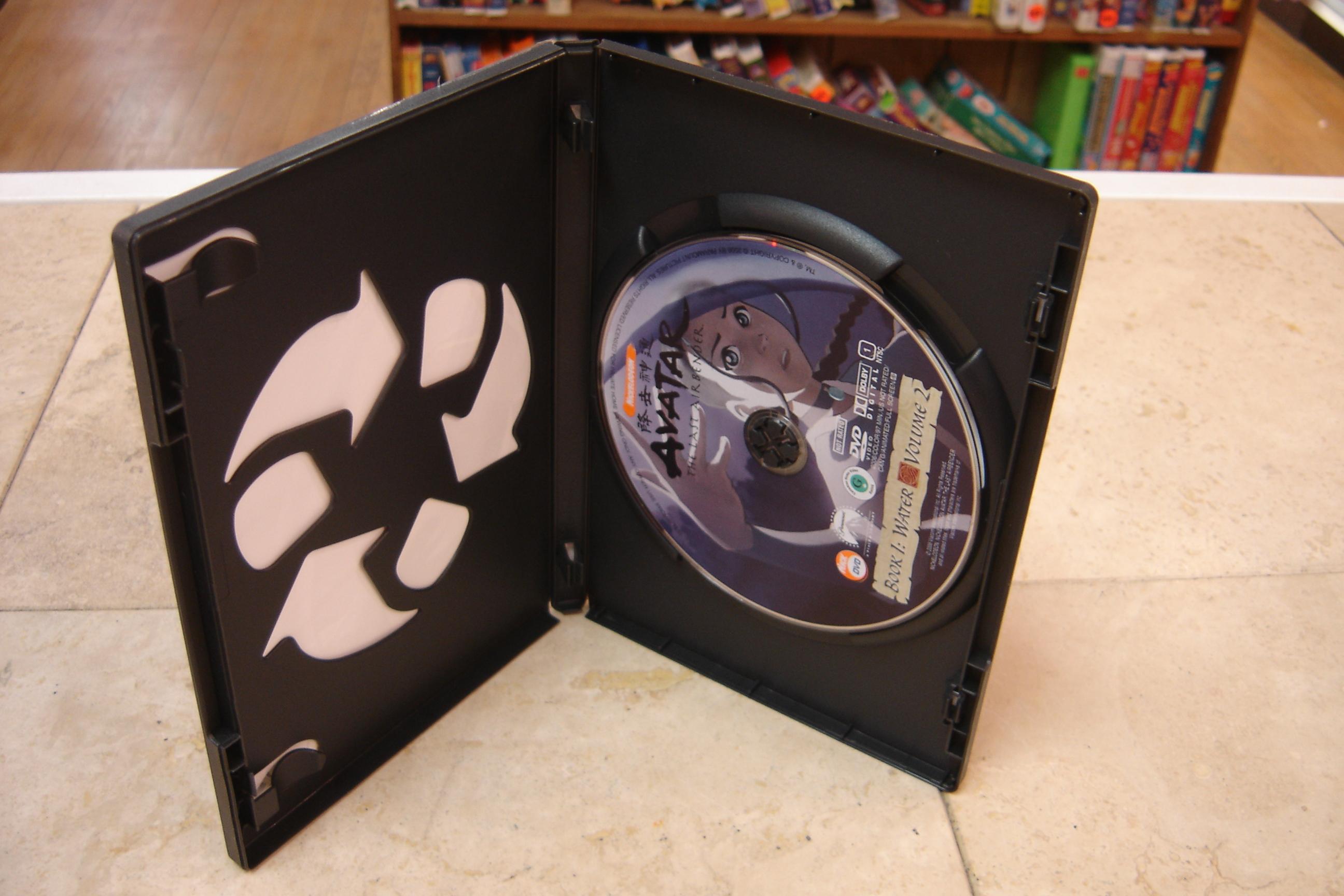 Pics photos description from nick jr favorites vol 2 dvd wallpaper -  Nickelodeon Avatar The Last Airbender Dvd Book 1