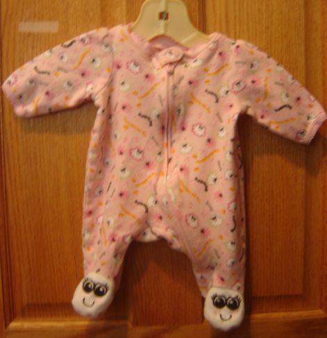 pink newborn halloween sleeper_155423ajpg