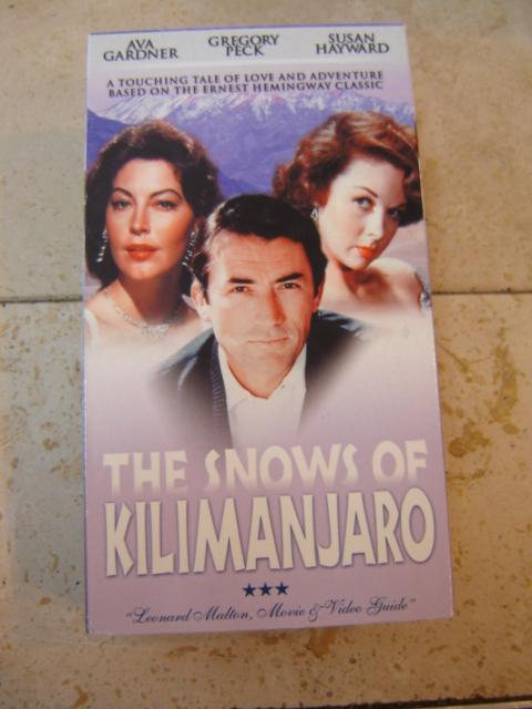 essays on the snows of kilimanjaro