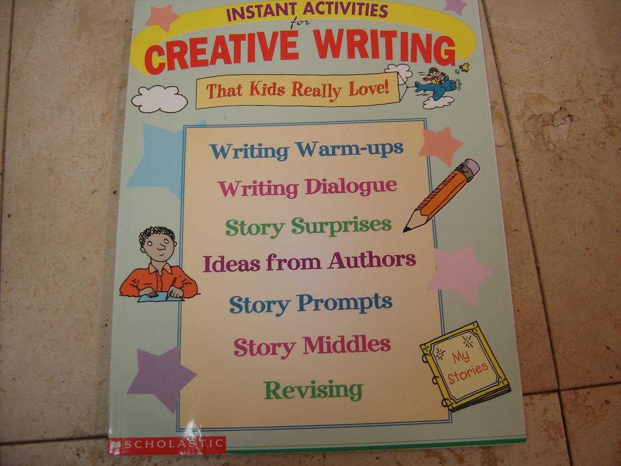 childrens inspiring authoring contests
