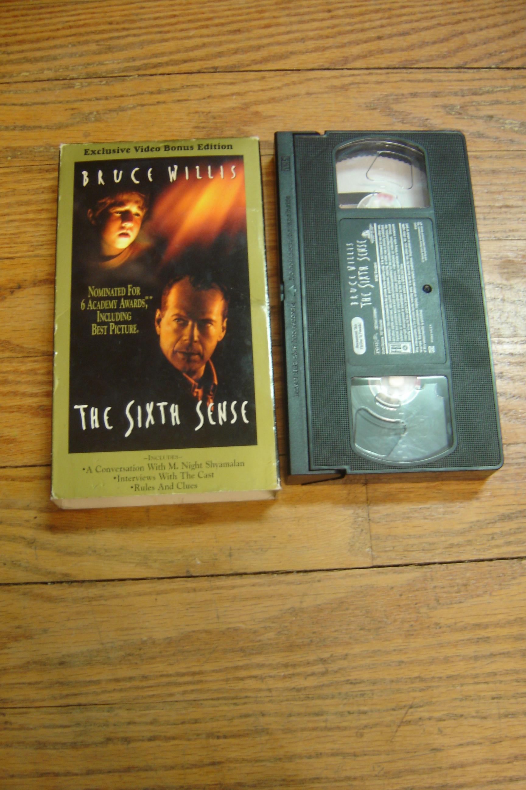 the sixth sense novel