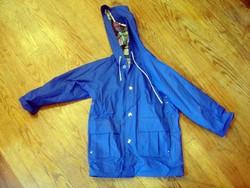 Totes Size 4r Blue Rain Jacket Unisex Lightweight Outerwear ...