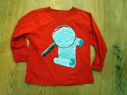 Buy boys holiday clothing - Old Navy Size 3T Santa List Shirt Long Sleeve Boy Holiday Wear