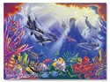 3153 300pc Majestic Depths Jigsaw Puzzle by Melissa & Doug