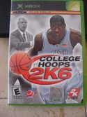 College Hoops 2K6 For Xbox