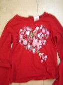 Size 7r-8r Shirt Long Sleeve Girl Holiday Wear