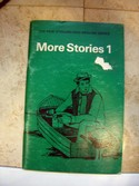More Stories 1 Companion Reader to Skill Book 1