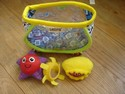 Lamaze Fish Bowl Toy With Three Plush Creatures