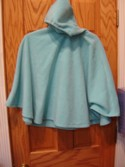 NEW Size 6m-12m-24m-3t Aqua Carseat Poncho Heavyweight Outerwear