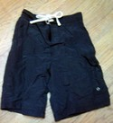 Utility Size Medium 8/10 Black Swimwear Swim Trunks Swimsuit