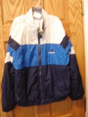 Adidas Size Boys Medium 10/12 Lightweight Jacket Boy