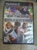 Sega Playstation 2 - Genesis Collection