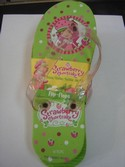 American Greetings Strawberry Shortcake Flip Flops Youth-1